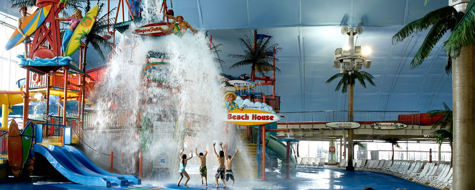 Niagara Falls Waterpark Packages