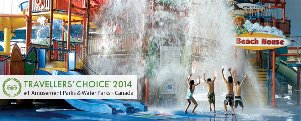 Fallsview Indoor Waterpark Package