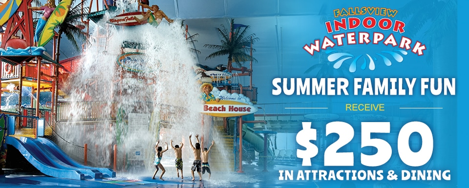 Summer Family Fun - $250 Free In Attractions And Dining