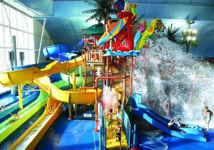 Fallsview Indoor Waterpark is a top destination this Family Day in Niagara Falls.