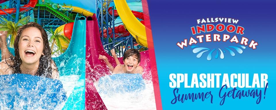 Summer Waterpark Getaway