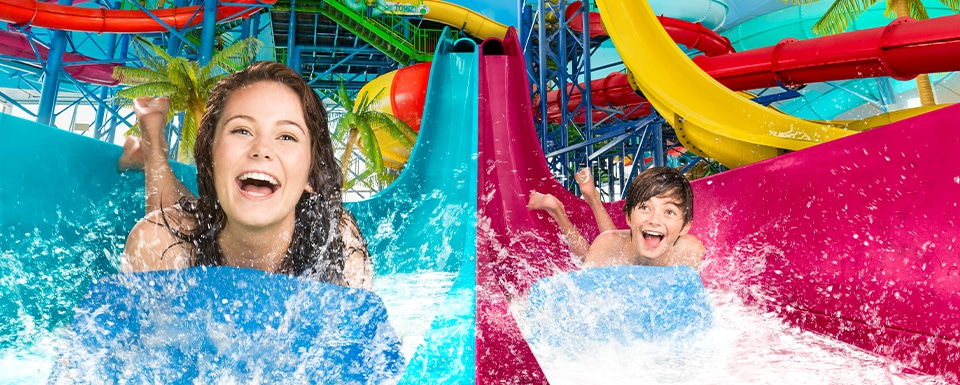 Hotel Waterpark Packages